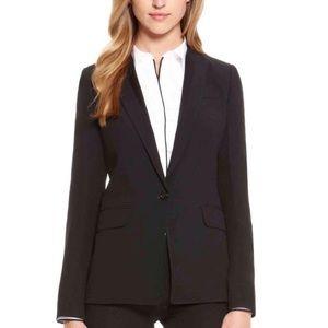 • Hugo Boss • Juicy 6 Black Wool Blazer Women's 4